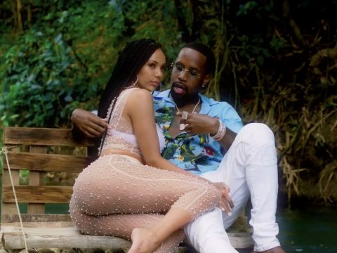 """Safaree Shares First Look At His + Erica Mena's Baby: """"Can You Believe It???"""""""
