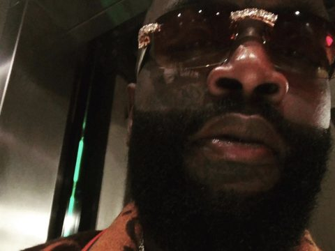 """Rick Ross Reveals Secret To His Crisp-Looking Facial Hair: """"With A Great Beard Comes Great Responsibility"""""""